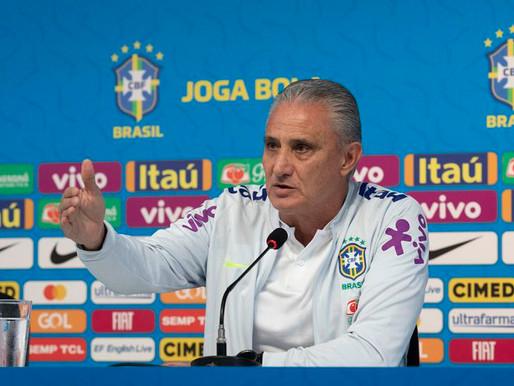 """Tite comemora vitória no Maracanã: """"Templo maior do futebol"""""""