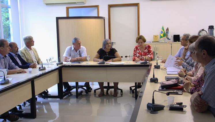 Werica Lima, Victor Mamede e Shirley Cavalcante)