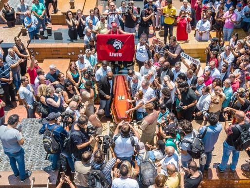 Conselheiro do MP diz que sentiu vergonha de veto à Lula em enterro