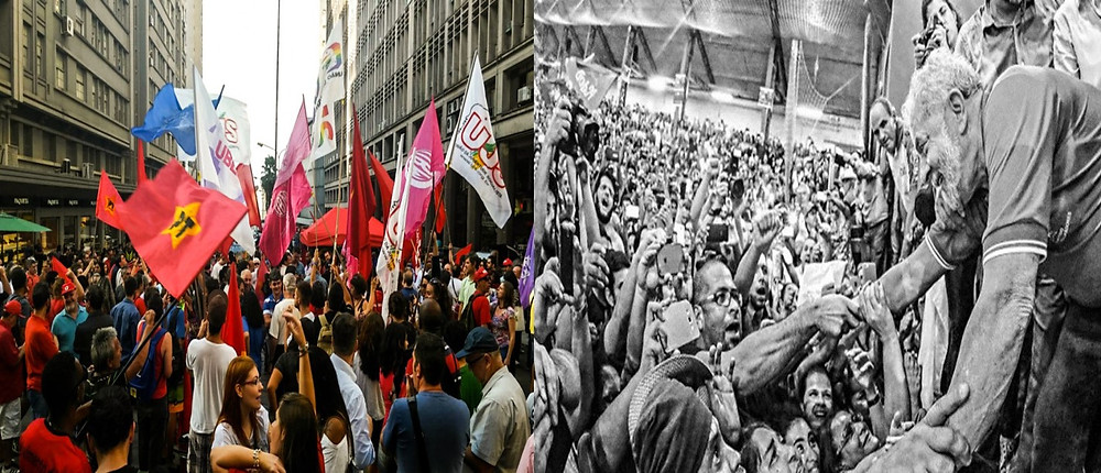 Foto: Duda Pinto/ Fotos Públicas - Ricardo Stuckert/ Instituto Lula