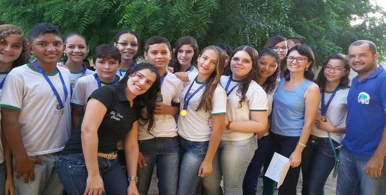 Impa promove o encontro de 200 jovens de todo o País com melhor desempenho no Programa de Iniciação Científica (PIC) da Obmep Divulgação/Governo do Ceará