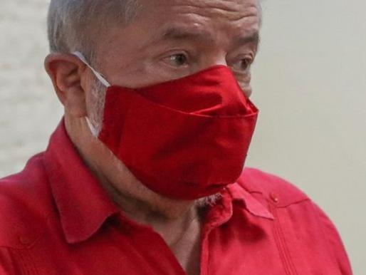 """Lula: """"Não é possível continuar com um governo genocida como esse"""""""