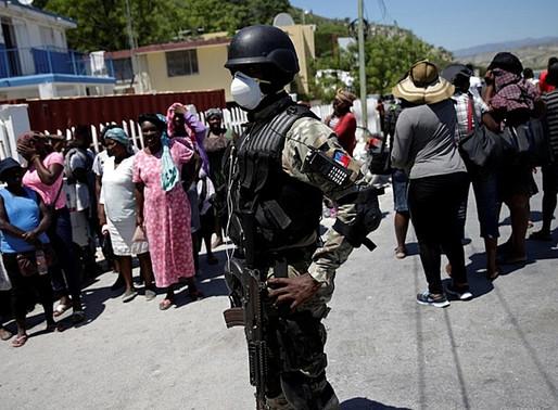 Mortes por cólera e golpe eleitoral: o rastro da missão brasileira no Haiti