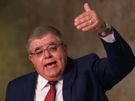 """Temer está """"indignado e abalado"""" com indiciamento pela PF, diz Marun"""
