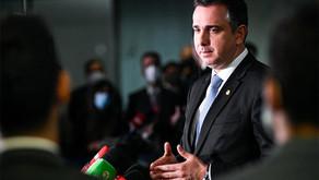 Rodrigo Pacheco defende votação do PL que altera Lei de Improbidade Administrativa
