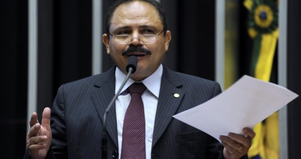 presidente interino da Câmara, deputado Waldir Maranhão (PP-MA),