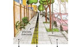 De quem é a obrigação pela gestão da reforma e da conservação das calçadas?