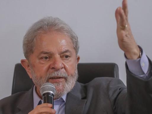 Senadores criticam nova condenação injusta de Lula