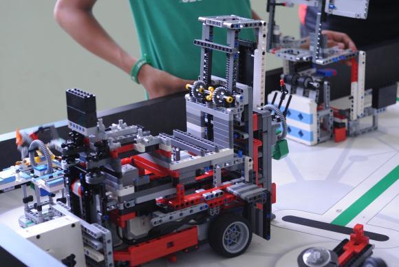 Torneio de robótica reúne alunos de 18 estadosAntonio Cruz/Agência Brasil