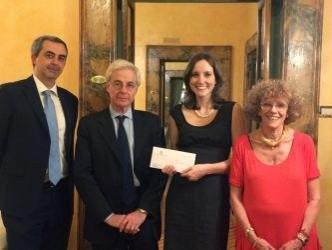 A pesquisadora foi a primeira estrangeira a receber o prêmio italiano Arquivo pessoal
