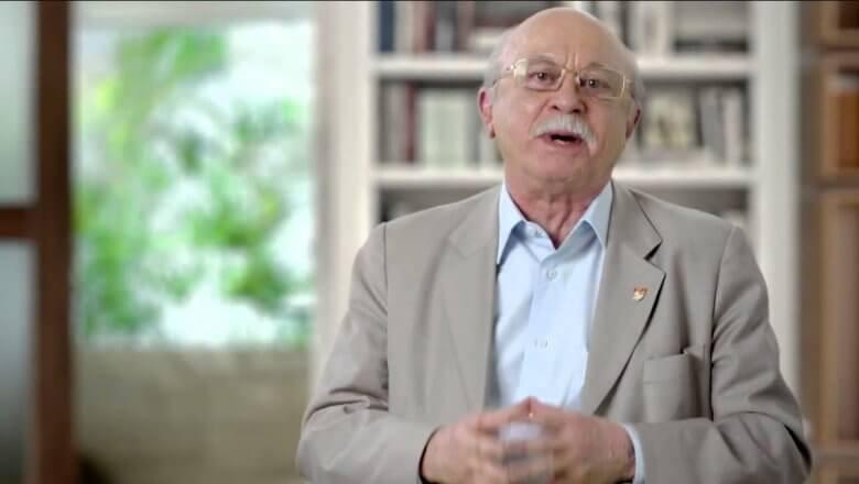 Roberto Amaral é escritor, jornalista, professor e foi Ministro da Ciência e Tecnologia do governo Lula/Foto: Divulgação