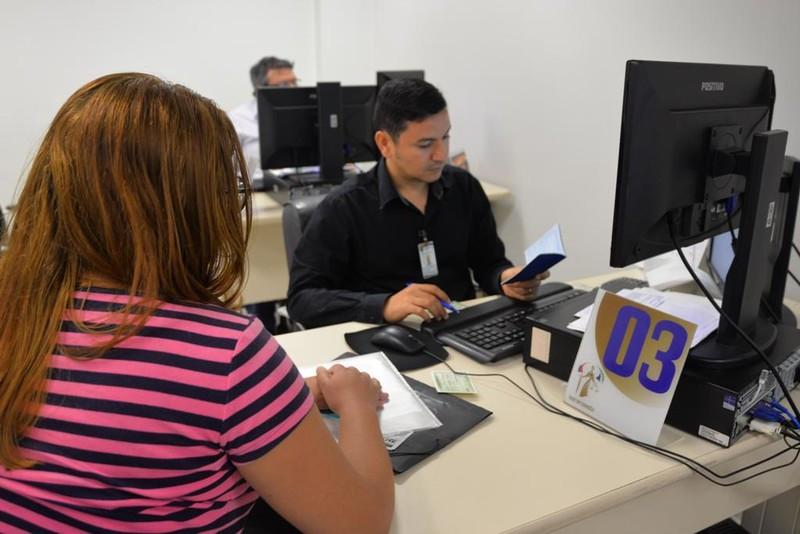 Os setores de atermação do TRT11 reduziram a termo 3.719 reclamações trabalhistas