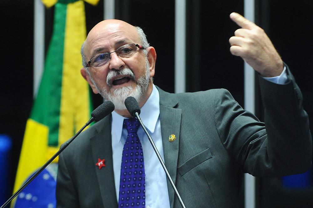 Donizeti: indignado com a condução coercitiva de Lula