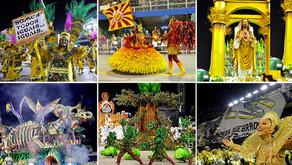 Após desfiles, quem são as escolas favoritas do carnaval de São Paulo
