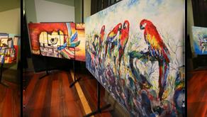 Exposição 'O Clamor da Mata' é inaugurada no Centro Cultural Palácio Rio Negro