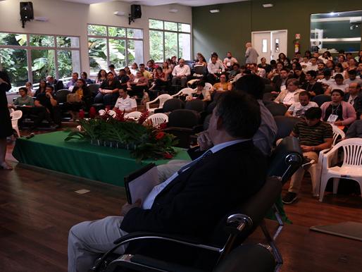 Conferência no Inpa apresenta boas práticas de inovação no mercado e em instituições