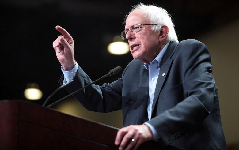 Sanders lança candidatura presidencial Diferente da corrida presidencial de 2016, Sanders agora não é um azarão (Gage Skidmore/Flickr)