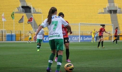 Definidos os oito classificados para a 2ª fase do Brasileirão Feminino