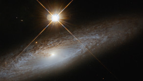A modesta galáxia