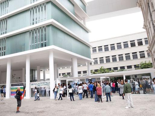 Museu de Arte do Rio volta a receber o público