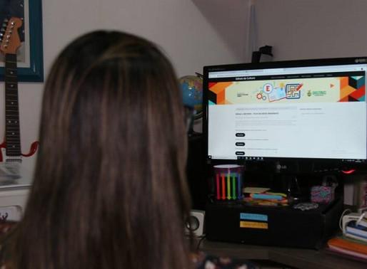 Inscrições para segundo lote do edital 'Fica Na Rede, Maninho' encerram na quinta-feira (23)