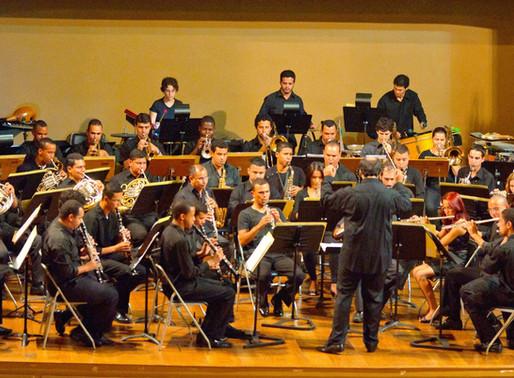 Funarte e UFRJ lançam o Sistema Nacional de Orquestras Sociais