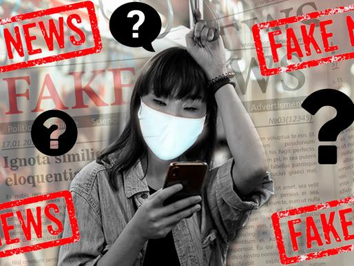 Professores da USP dão orientações contra as fake news