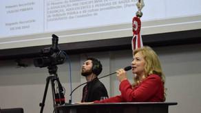 Procuradoria da Mulher da Alepa participa do lançamento do Observatório da Mulher, em Brasília