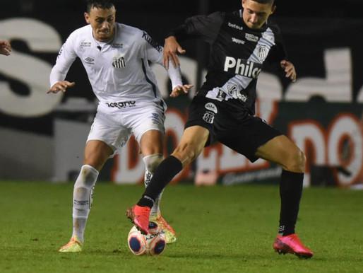 Ponte vence Santos de virada e está na semifinal do Paulista