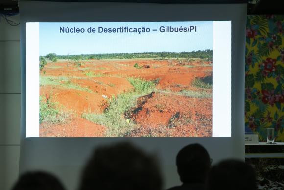O  Sistema  de  Alerta  Precoce  de  Seca  e  Desertificação  está  em  uso  há  seis  meses   Elza  Fiúza/Agência  Brasil