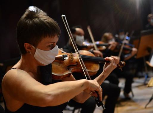 Orquestra de Câmara do Amazonas apresenta obras de Handel no projeto 'A Arte Agradece a Vida'