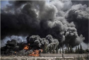 Única central elétrica da Faixa de Gaza foi bombardeada em ataques aéreos israelenses na madrugada de hoje (29)Oliver Weiken/EPA/divulgação Lusa/direitos reservados