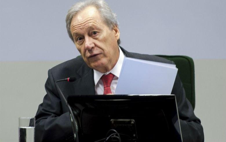 ministro Ricardo Lewandowski, do Supremo Tribunal Federal (STF)./Foto: (Marcelo Camargo / abr)