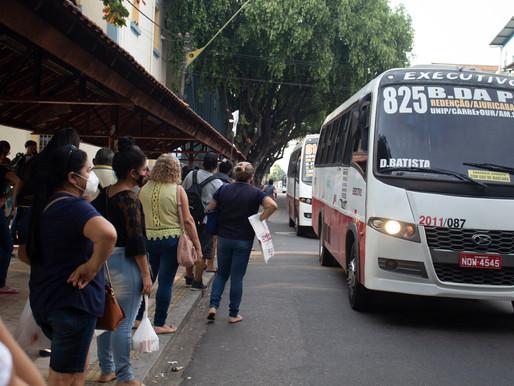 Intervenção nos transportes em Manaus não abriu caixa-preta