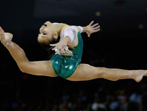 Vídeo mostra a preparação da ginástica artística brasileira para os Jogos de 2016