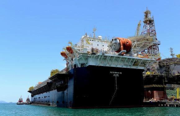 Brasil tem necessidade de navios e plataformas por causa do pré-sal e o México também tem grande demanda de produtos navais. Foto: Agência Petrobras