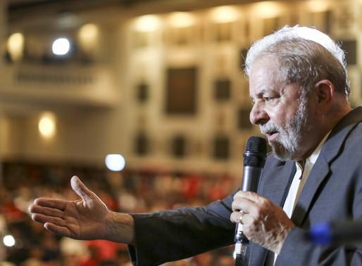 Lula acusa EUA de tramarem golpes na América Latina