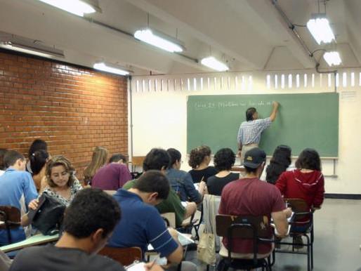 Cerca de 15% das instituições de ensino superior têm avaliação insuficiente
