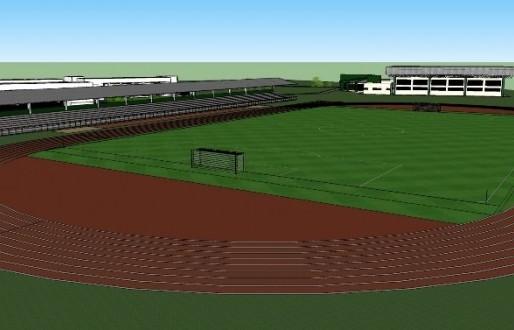 Universidade Federal de Tocantins terá pista de atletismo