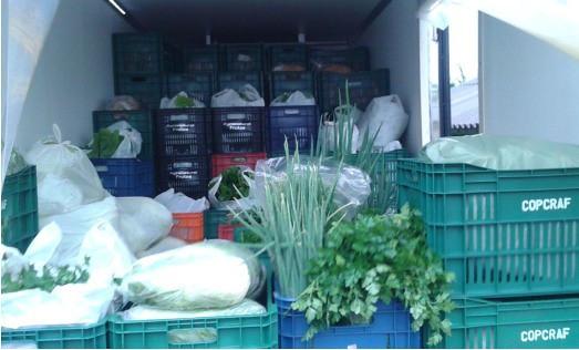 Agroindústrias  Produtos da COPCRAF, em Cascavel (PR) Foto Crédito: Indianara Maia