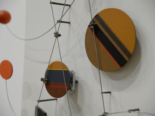 CCBB Rio exibe mostra de artista brasileiro pioneiro da pintura em movimento