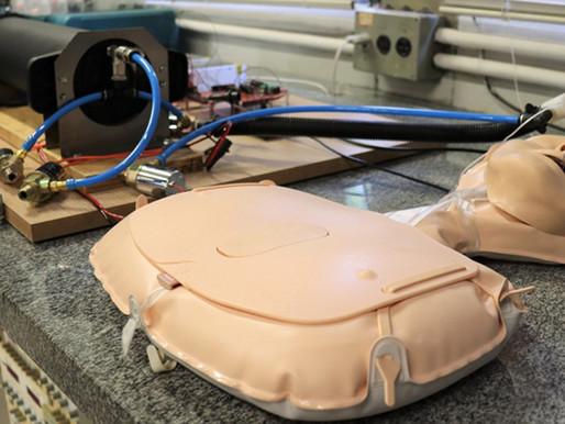 Professor da USP São Carlos cria novo protótipo de ventilador pulmonar de baixo custo