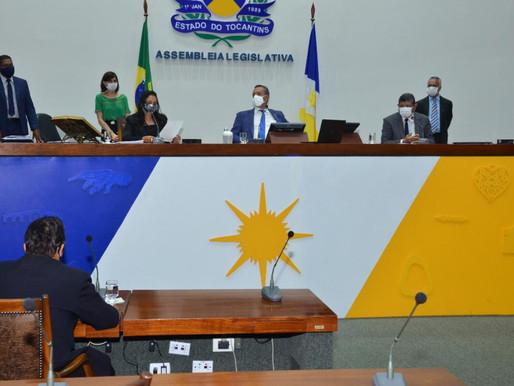 Divulgado edital de convocação para eleição da Mesa Diretora do Assembleia Legislativa de Tocantins