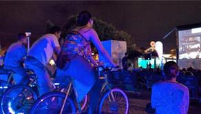 Cine Pedal Brasil volta a SP em novembro