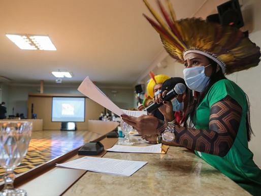 Governo nega prioridade para indígenas não-aldeados