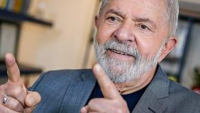 """Lula: """"Se queremos consertar o Brasil, não podemos concentrar renda"""""""
