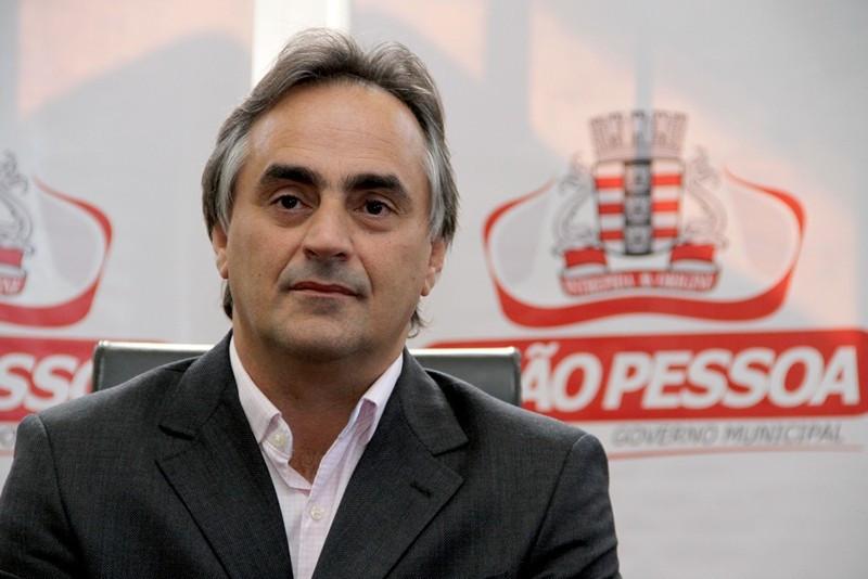 candidato Luciano Cartaxo (PSD