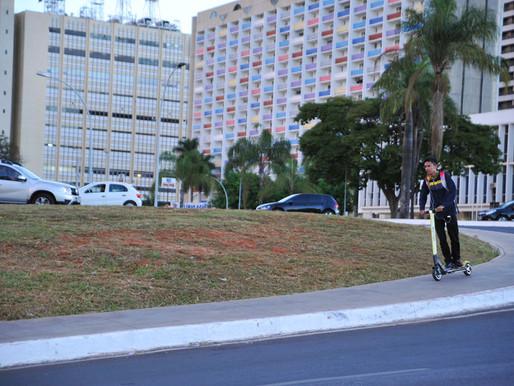 Febre das patinetes desafia cidades brasileiras