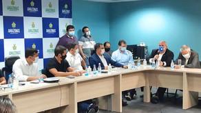 MPAM participa de reunião de empresários e avalia medidas de flexibilização