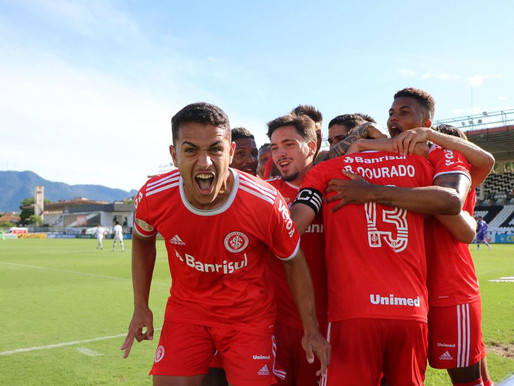 Inter vence Vasco e pode ser campeão no domingo contra o Flamengo